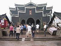 湖南湘西凤凰古城古建筑