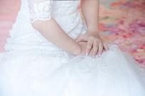 端坐的新娘