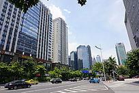 城市交通建筑
