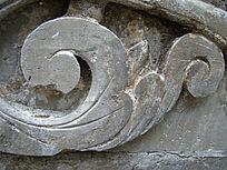花纹的精致雕刻