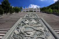 景区大门台阶