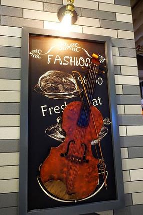 咖啡店装饰画