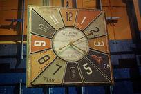 欧式钟装饰品