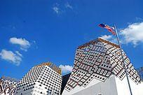 世博会俄罗斯馆顶部设计