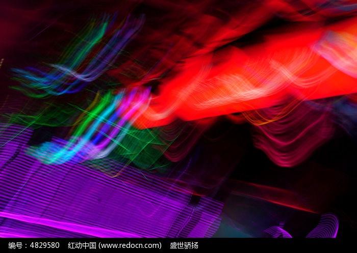 荧光背景图片
