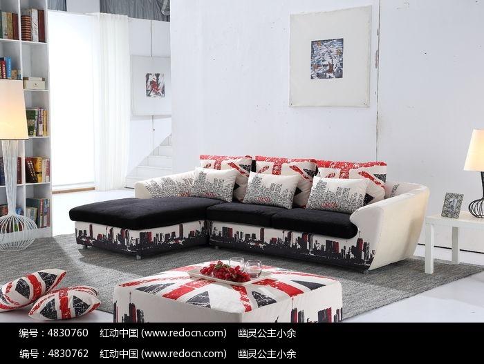 中式沙发图片,高清大图_时尚家居素材图片