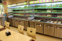 餐厅冷藏展示柜