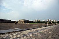 大明宫含元殿遗址