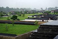 大明宫遗址微缩景观