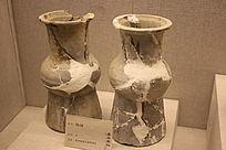 额济纳博物馆陶樽图