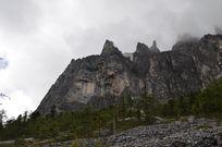古老的神山