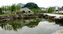 湄江风景景区管理处池塘