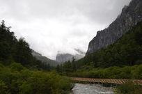 神山和栈道