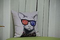 猫星人抱枕