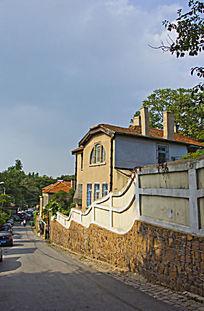 青岛别墅风景