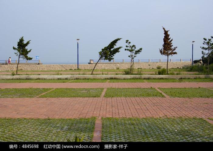 青岛沙子口风景