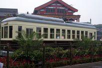 北京老式公交车