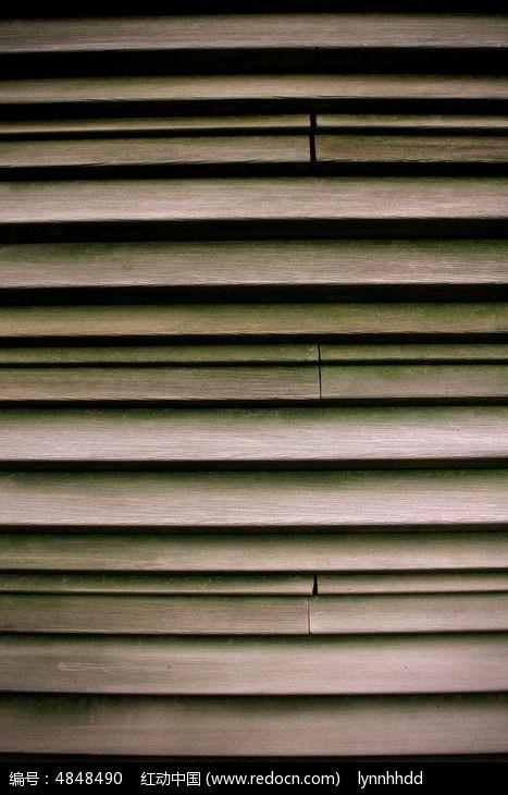 不规则条纹木板背景图片
