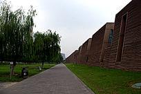公园内道路