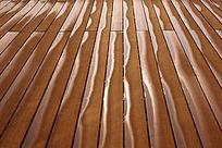 木板水纹波光背景