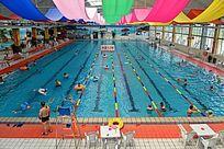 室内游泳馆