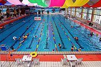 游泳馆环境