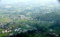 涟源龙圹乡村风景