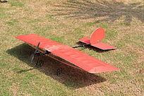 传统飞机模型