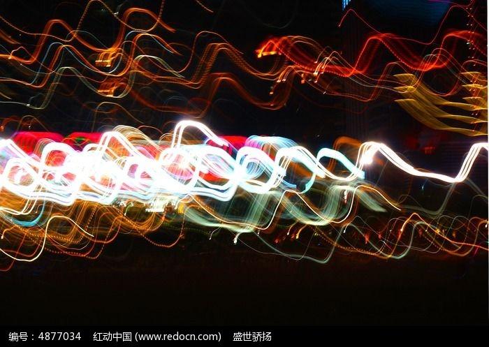 电光炫动背景