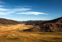 宽广的草原
