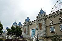 苏州摩天轮乐园建筑
