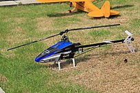 小型直升飞机模型