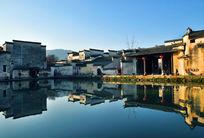 安徽宏村古建筑