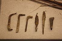 额济纳博物馆铁器图片