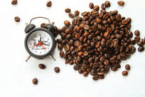 喝咖啡时间