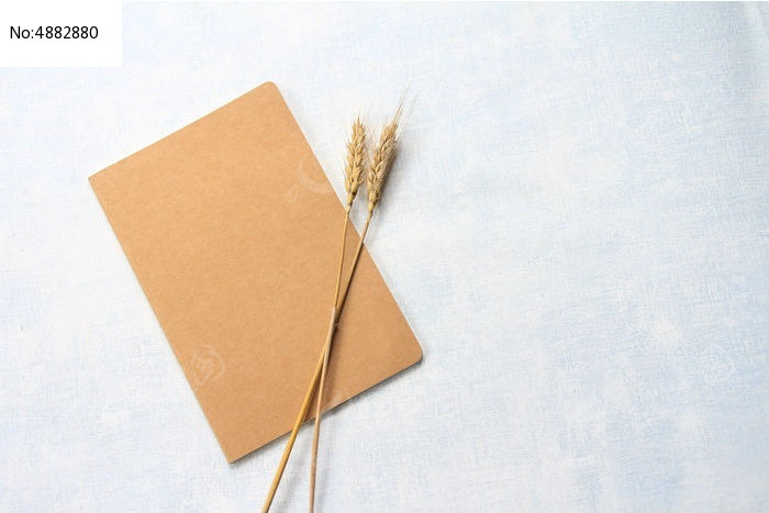 纸麦穗手工制作