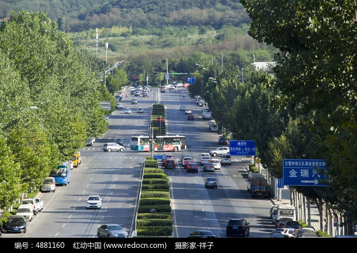 青岛公路风景