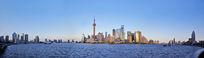 上海建筑景观全景图