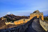 中国建筑历筑长城