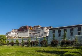 中国西藏布达拉宫