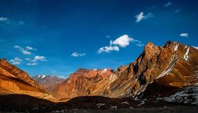 中国新疆天山山脉