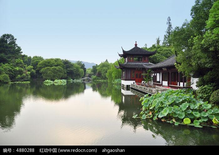 风景园林分_原创摄影图 自然风景 江河湖泊 中国园林  请您分享: 红动网提供江河