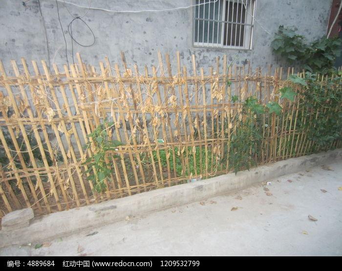 美术手工制作篱笆