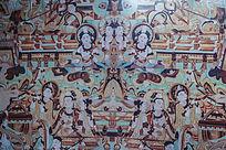 唐朝敦煌壁画