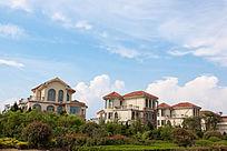 海边漂亮的别墅