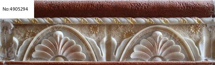 欧式花纹壁雕大理石石雕雕刻装饰艺术图片