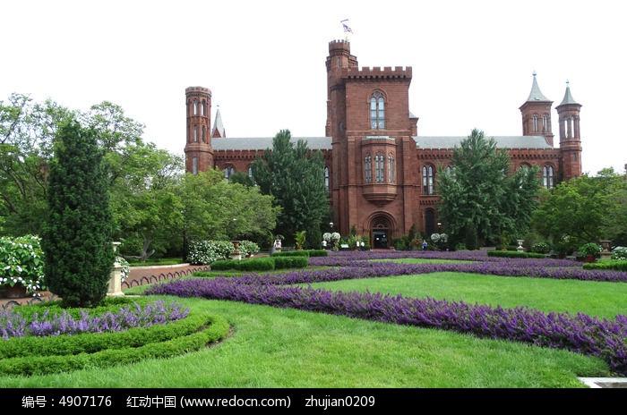 欧式庄园城堡高清图片下载 编号4907176 红动网