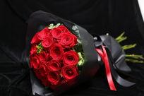 一束红玫瑰