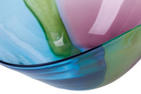 玻璃花瓶细节