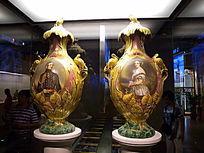上海世博会世博会博物馆花瓶
